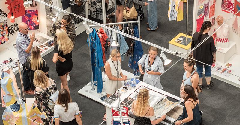 Exhibition Explorer – ryhmätuki neljän yhtiön yhteisponnistukselle